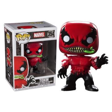 Фигурка Funko POP! Bobble: Marvel: Toxin 29757