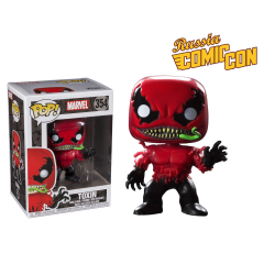 Фигурка Funko POP! Bobble: Marvel: Toxin (Exclusive Comic Con Russia 2018) 29757