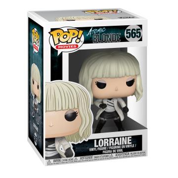 Фигурка Funko POP! Atomic Blonde: Lorraine White Coat 29912