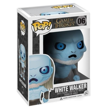 Фигурка Funko POP! Vinyl: Game of Thrones: White Walker 3017
