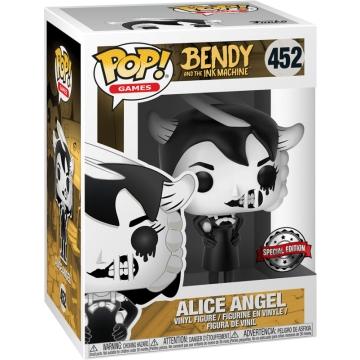Фигурка Funko POP! Bendy And The Ink Machine: Alice Physical Form Exclusive 30620