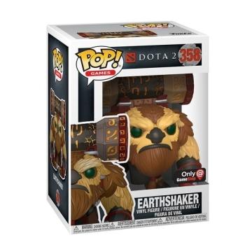 Фигурка Funko POP! Vinyl: Games: Dota 2: Earthshaker (Exclusive) 30631