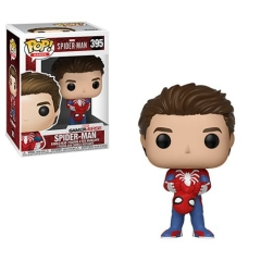 Фигурка Funko POP! Bobble: Marvel: Games: Spider-Man: Unmasked Peter Parker 30633