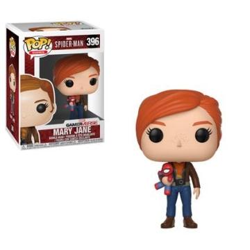 Фигурка Funko POP! Spider-Man: Mary Jane with Plush 30682