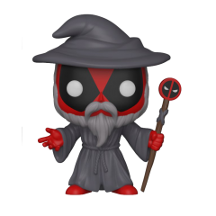 Фигурка Funko POP! Bobble: Marvel: Deadpool: Deadpool Wizard (Exclusive) 30868
