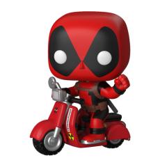 Фигурка Funko POP! Bobble: Marvel: Deadpool: Deadpool on Scooter 30969