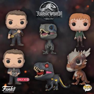 Фигурка Funko POP! Jurassic World 2: Indoraptor 30984