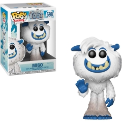 Фигурка Funko POP! Vinyl: Smallfoot: Migo 31005