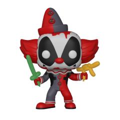 Фигурка Funko POP! Bobble: Marvel: Deadpool: Clown Deadpool 31120