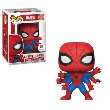 Фигурка Funko POP! Bobble: Marvel: Spider-Man: Six Arm Spider-Man (Exclusive) 313