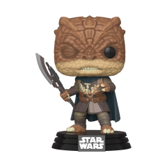 Фигурка Funko POP! Star Wars: The Mandalorian: Trandoshan Thug Exclusive 31798