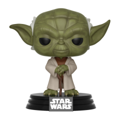 Фигурка Funko POP! Star Wars: The Clone Wars: Yoda 31799