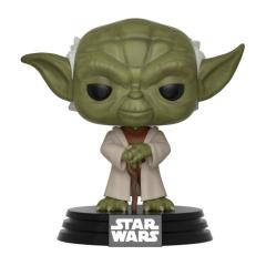 Фигурка Funko POP! Star Wars: The Clone Wars: Yoda 31799