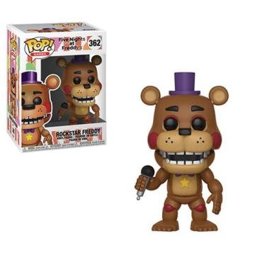 Фигурка Funko POP! FNAF 6 Pizza: Rockstar Freddy 32052