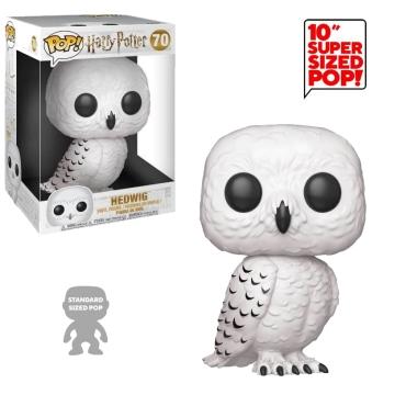 """Фигурка Funko POP! Harry Potter: Hedwig 10"""" Inch 32108"""