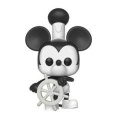 Фигурка Funko POP! Disney: Mickey's 90th: Steamboat Willie 32182