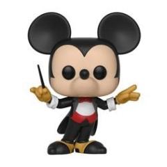 Фигурка Funko POP! Disney: Mickey's 90th: Conductor Mickey 32186