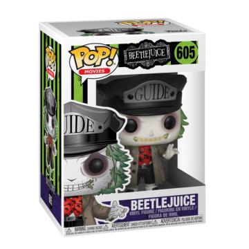 Фигурка Funko POP! Beetlejuice: Beetlejuice 32319