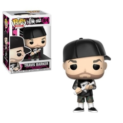 Фигурка Funko POP! Rocks: Blink 182: Travis Barker 32692