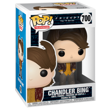Фигурка Funko POP! Friends: 80's Hair Chandler 32744