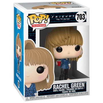 Фигурка Funko POP! Friends: 80's Hair Rachel 32747