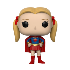 Фигурка Funko POP! Friends: Phoebe as Supergirl 32749