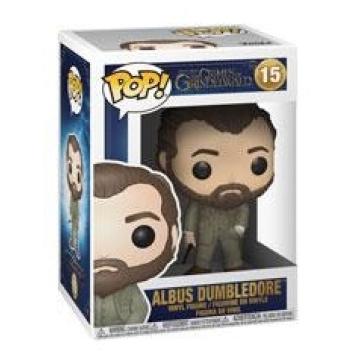 Фигурка Funko POP! Vinyl: Movies: Fantastic Beasts 2: Albus Dumbledore 32750