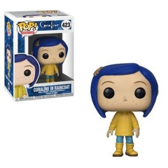 Фигурка Funko POP! Coraline: Coraline in Raincoat 32813