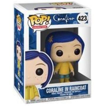 Фигурка Funko POP! Coraline: Coraline in Raincoat 32813