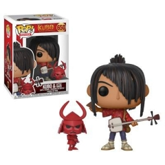 Фигурка Funko POP! Vinyl: Movies: Kubo and the Two Strings: Kubo w/Little Hanzo 32827