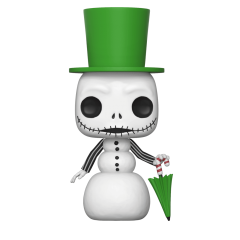 Фигурка Funko POP! The Nightmare Before Christmas: Jack Skellington 32836