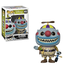 Фигурка Funko POP! The Nightmare Before Christmas: Clown 32840