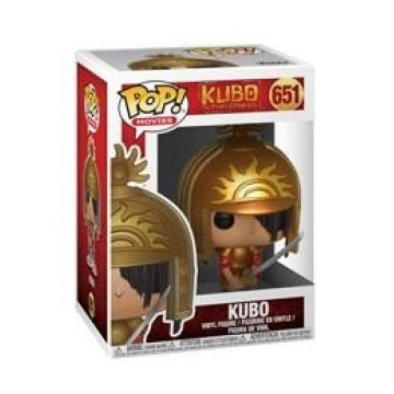 Фигурка Funko POP! Vinyl: Movies: Kubo and the Two Strings: Kubo in Armor 32979