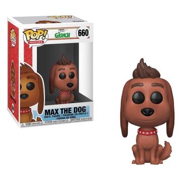 Фигурка Funko POP! The Grinch: Max the Dog 33027