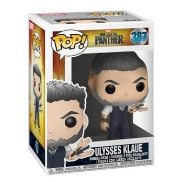 Фигурка Funko POP! Black Panther: Ulysses Klaue 33154
