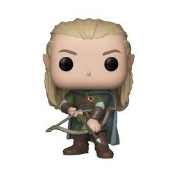 Фигурка Funko POP! Vinyl: Movies: The Lord of the Rings/Hobbit: Legolas 33247