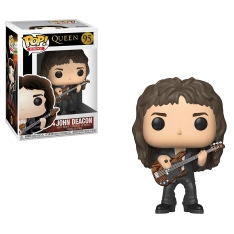 Фигурка Funko POP! Rocks: Queen: John Deacon 33728