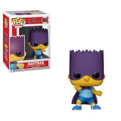 Фигурка Funko POP! The Simpsons: Bart Bartman 33876