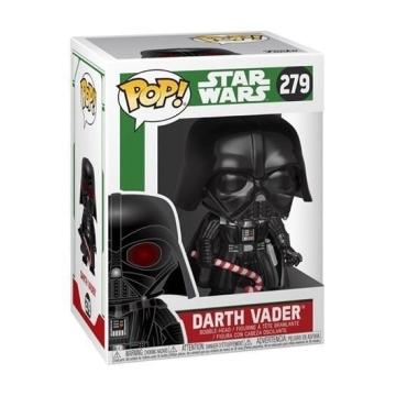 Фигурка Funko POP! Star Wars: Holiday: Darth Vader 33884