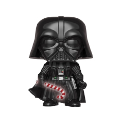 Фигурка Funko POP! Star Wars: Holiday Darth Vader CHASE 33884