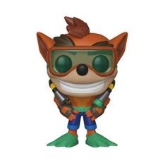 Фигурка Funko POP! Crash Bandicoot: Crash with Scuba 33916