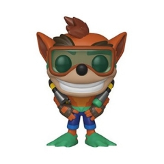 Фигурка Funko POP! Crash Bandicoot: Crash with Scuba 33916