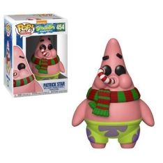 Фигурка Funko POP! Spongebob: Patrick Star Holiday 33924
