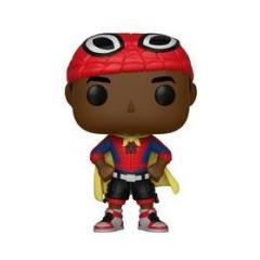 Фигурка Funko POP! Animated Spider-Man: Miles Morales with Cape 33976