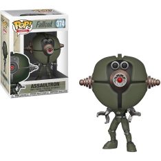Фигурка Funko POP! Vinyl: Games: Fallout: Assaultron 33993