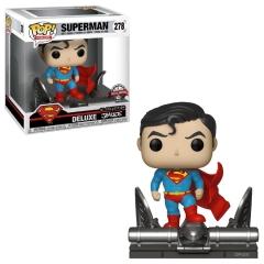 Фигурка Funko POP! Deluxe: Heroes: Superman on Gargoyle Jim Lee DC Collection (Exclusive) 34072