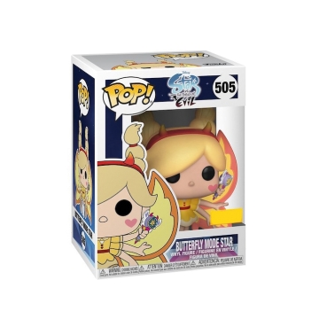 Фигурка Funko POP! Star vs the Forces of Evil: Butterfly Mode Star (Exclusive) 34253