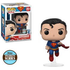 Фигурка Funko POP! Superman: Flying Superman 80th Anniversary (Specialty Series) 34418