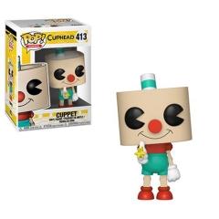 Фигурка Funko POP! Cuphead: Cuppet 34473