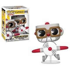 Фигурка Funko POP! Cuphead: Aeroplane Cuphead 34475